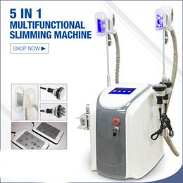 New slim ultrasoNic cavitatioN machiNes online shopping - New Promotion In Ultrasonic Cavitation Cryolipolysis Vacuum Lipo Laser Slimming Machine RF Facial Face Lifting