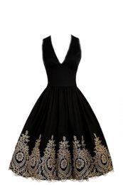 tulle embroidery dress UK - Vestido de Festa Curto Sexy Backless Embroidery Lace Homecoming Dresses Burgundy Black Short Prom Party Dresses