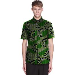 Formal Fashion Clothes For Men Canada - Men's African Dress Shirts African Ankara Shirts For Fen Long Sleeve Formal Dashiki Men Fashion Men Clothes
