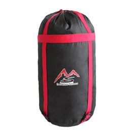 $enCountryForm.capitalKeyWord NZ - Outdoor Compression Stuff Sack Bag Waterproof Lightweight Travel Hiking Camping Sleeping Bag Storage Package S M Size Sale