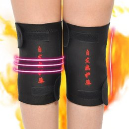 cd6fb0c753 2 Pcs lot Health Care Tourmaline Self-Heating Knee Pads Far Infrared  Magnetic Therapy Spontaneous Heating Pad High Quality