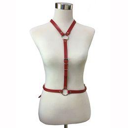 1pc Women Fashion Halloween Bat Wings Leather Choker Necklaces Garter Belt Leg Ring Leather Decoration Hot Sale 7 Colors Underwear & Sleepwears Women's Intimates