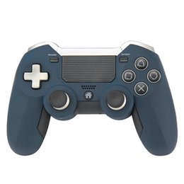 Chinese  DLX Ultimate 2.4G Wireless Gamepad Controller For PS4 Game Controller Vibration Joystick Gamepads For PC Game manufacturers