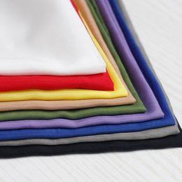 Discount diy summer clothing - Pearlsilk 9momme high quality smooth silk cotton cloth summer dress lining garment materials DIY clothes Fabrics Freeshi