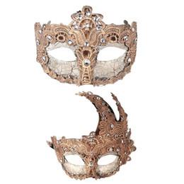 $enCountryForm.capitalKeyWord NZ - H&D 2pcs Venetian Masquerade Prom Party Masks Costumes Party Accessory