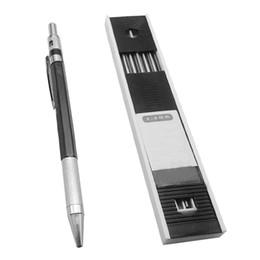 $enCountryForm.capitalKeyWord Australia - 1Set New Mechanical Pencil Automatic Writing Tool Painting Tools 12 Graphite Leads Pen Set School Stationery Office Supplies