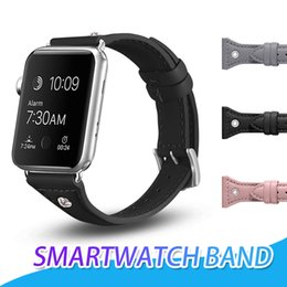 Replacement bRacelet watch bands online shopping - For Apple Watch Band mm mm Leather Strap Replacement Band For iWatch Band mm mm Wrist Strap Series Bracelet Strap Wristband