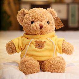 $enCountryForm.capitalKeyWord Canada - 20170633 Colorful Sweater Little Bear And Teddy Bear Plush Toy Baby Doll Birthday Gift And Cute