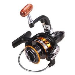 $enCountryForm.capitalKeyWord Australia - Y7375-3 12+1BB 5.1:1 Gear Ratio Lightweight Spinning Fishing Wheels with Free Spare Spool for River Lake Sea