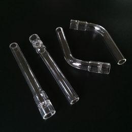 Yalnız hava cihazları için yedek cam aroma tüpleri, Düz Kavisli cam ağızlık ücretsiz kargo kaynaklanıyor