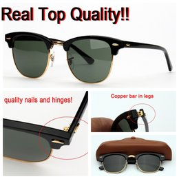 4922474440d top quality brand sunglasses model 3016 master design with acetate frame  uv400 sun glass lenses with leather case package   all accessories!