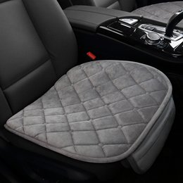 $enCountryForm.capitalKeyWord Canada - 2018 New Arrival Car Seat Cover Interior Accessories Universal Sat Size Soft Cushion with Front Organizer Bag