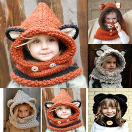 73eaef943e2c Discount Fox Baby Knit Hat
