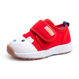 Chinese  Kalupao 2018 Newest Baby First Walker Shoes Boys Girls Toddler Shoes Baby Soft Bottom Infant Anti-slip For Newborn Casual manufacturers