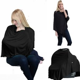 $enCountryForm.capitalKeyWord UK - Multi Use Baby Breastfeeding Cover Anti-lighting Nursing Cover Ponch Pregnant Women Smock Baby Stroller Maternity Tops