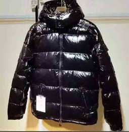 Cheap warm Clothing online shopping - Classic Duck Down Coats Male Black down jacket light feather jacket men Slim coat duck down warm cheap clothes Top Quality