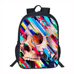 b5d53244ab Cool Backpacks For Teenagers UK - Cool Children School Bags for Teenager Boys  Fashion RUSSIAN Purple