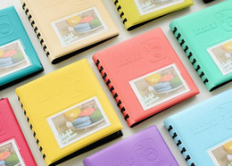 Discount films for instax mini - Hot Home Garden 68 Pockets Mini Instant Polaroid Photo Album Picture Case Storage for Fujifilm Instax Mini Film 7s 8 Kor
