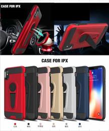 samsung j7 pro 2019 - Stand Car Magnetic Holder Hybrid Case For Iphone X 8 7 6 6S Plus 5 5S SE Samsung Galaxy S10 Plus J5 J7 Prime Pro 2017 J2