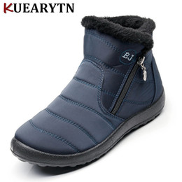 3bd89cd2a356 Women Wedge summer boots online shopping - Plus size winter new snow boots  female tube thick