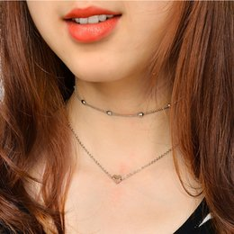 heart mouth 2019 - Free Shipping Heart Pendant Necklace Necklace Women Jewelry With Portable Velvet Bag Bundle Mouth Bag discount heart mou