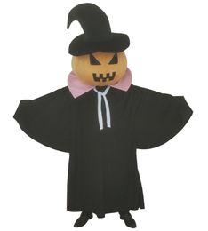 $enCountryForm.capitalKeyWord UK - Halloween Pumpkin Earl Mascot Costume game Fancy Dress Adult NEW