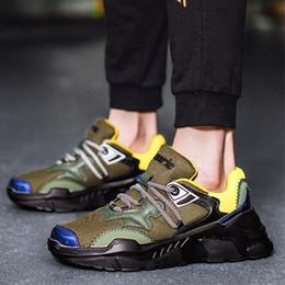0fc37956e6ef 2018 New Trend Uomo Scarpe da corsa Outdoor Sport Sneakers Uomo Altezza  crescente Scarpe outdoor Jogging Sneakers Chaussure Homme