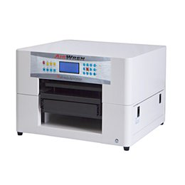 Commercial Printing Machines Canada - 2016 new condition hot sale DIY Halloween custom automatic inkjet printing machine digital direct to garment printer for AR-T500
