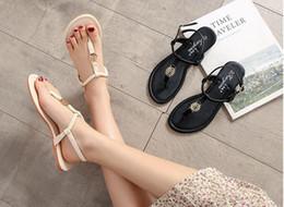 $enCountryForm.capitalKeyWord Canada - New 2018 Summer Style Shoes Women Sandals Fashion Brand Slippers Flats Good Quality Flip Flops Sexy Flat Sandal Free shipping
