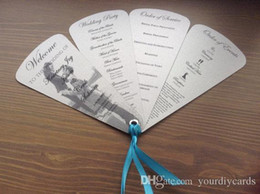 wedding program card online shopping wedding program card for sale
