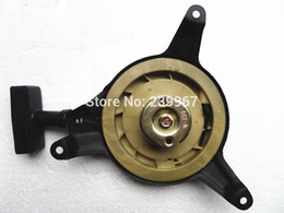 chinese engine parts Australia - Recoil starter for Chinese 1P64 engine Lawn mower pull start