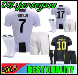 682d77f85 2019 RONALDO Juventus kids soccer jersey MANDZUKIC CHIELLINI Camiseta 18 19 boy  DYBALA HIGUAIN BERNARDESCHI Child football shirt