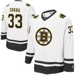 2018 nhl hockey jerseys cheap custom Zdeno Chara Boston Bruins Fashion Replica  Jersey White store usa sports ice hockey jersey blank store 5f82d778f