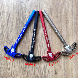 Бабочка стиль металлическая зарядная ручка Poñree Airsoft для WA GP PTW M4 M16 серии Airsoft GBB Airsoft M16 223 на Распродаже