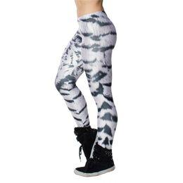 $enCountryForm.capitalKeyWord UK - Wholesale Free Shipping Fashion Tiger Lion 3D Sublimation Print Classic Tight Women Leggings Skinny Fitness Legging Pant Trousers