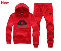 ac2e1f90354 New Diamond Supply sweat suit Autumn sportswear sport men clothes track  suits tracksuits male sweatshirts +Pants Plus Size 3XL X19