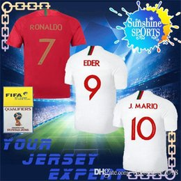 93228d974b9 ... discount portugal football soccer jersey 2018 portugal men world cup  soccer jersey 2019 ronaldo eder