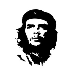 Chinese  15.3*11.3CM Eebesto Guevara DE la serna vinils Personlized car laptop sticker decal CA-153 manufacturers