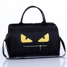 $enCountryForm.capitalKeyWord UK - Large Capacity Little Monster Designer Handbags New Fashion Men Women luggage Travel Bag Duffle Bag Casual Luxury Handbags Sport Bag