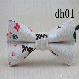 Enfants Lin Et Coton Noeud Papillon Cinq Pointes Étoiles Inférieures Multi Motifs Cravates De Bébé Fit Occasion Officielle 3 5yb ff