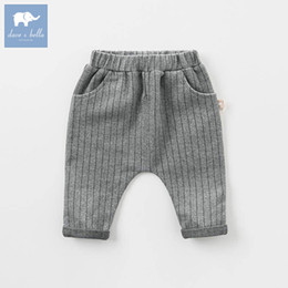 $enCountryForm.capitalKeyWord Canada - DB9216 dave bella autumn baby boys fashion striped pants children full length kids pants infant toddler trousers