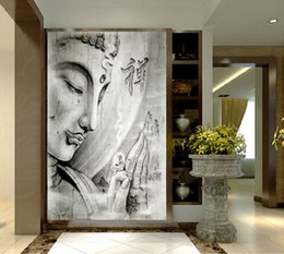 $enCountryForm.capitalKeyWord Australia - HD Print White Religion Buddha Painting on canvas wall art print home decor wall art picture living room decor painting  PT0565 Y18102209