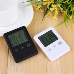 $enCountryForm.capitalKeyWord Australia - Timers 2 Colors Square Large LCD Digital Kitchen Timer Cooking Timer Alarm Clock Magnet Digital Table Clock