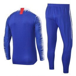 Max clothing online shopping - 2018 new Cheal Tracksut Kits sweater tracksuit set training Suits men Clothes Trackring suits Male Hoodies mix order