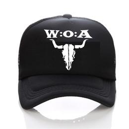 788c08a96c4b4e Wacken Open Air Baseball cap men New Fashion music Rock Cool Summer  Baseball Net Trucker Caps Hat Men Women snapback hats