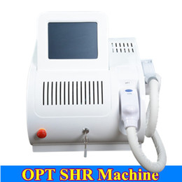 Ipl professIonal machIne online shopping - Professional elight IPL RF skin rejuvenation SHR hair removal Elight machine wrinkle removal beauty equipment by CE