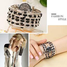 Brand Luxury Style Watch Australia - Bohemian Style Luxury Brand Quartz Watch Women Bracelet Ladies Casual Dress Steel band Clock Female Girls Wristwatch