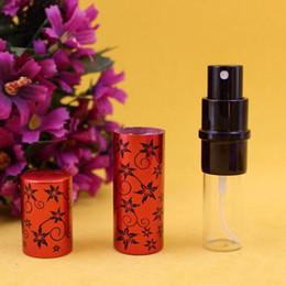 $enCountryForm.capitalKeyWord Canada - 10ml hexagonal flower perfume Mini Portable Aftershave  Makeup  Perfume Empty Bottle Spray Atomizer Home Fragrances Essential Oils