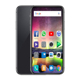 android phone 2019 - 5.8inch Goophone XS ram 1GB rom 4GB 8GB 16GB with Face ID wireless charrging Unlocked 3G WCDMA phone Android 7.0 cheap a