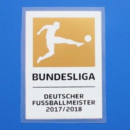 $enCountryForm.capitalKeyWord Australia - 2017-2018 Bundesliga Deutscher FussballMeister Soccer patch Bundesliga League Champion soccer badge